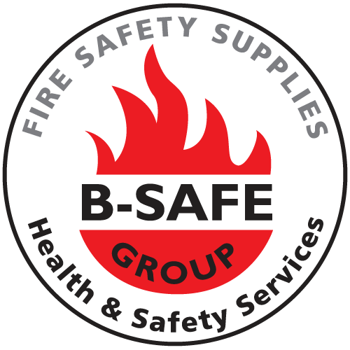 B-Safe - 2kg dry powder fire extinguisher